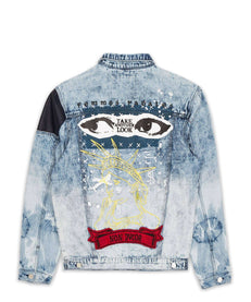ANOTHER LOOK DENIM JACKET Reason Clothing