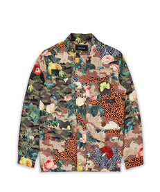 MILITARY GARDEN JACKET Reason Clothing