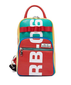 MULTICOLOR SLING BAG Reason Clothing