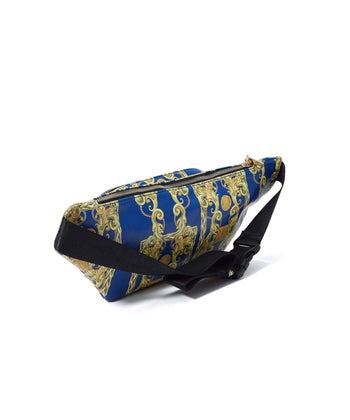 ROYAL BLUE BELT BAG Reason Clothing