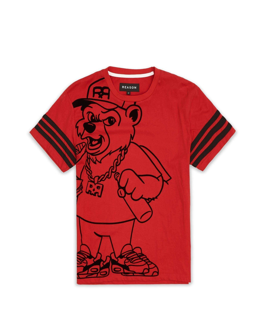 REASON BEAR TEE Reason Clothing