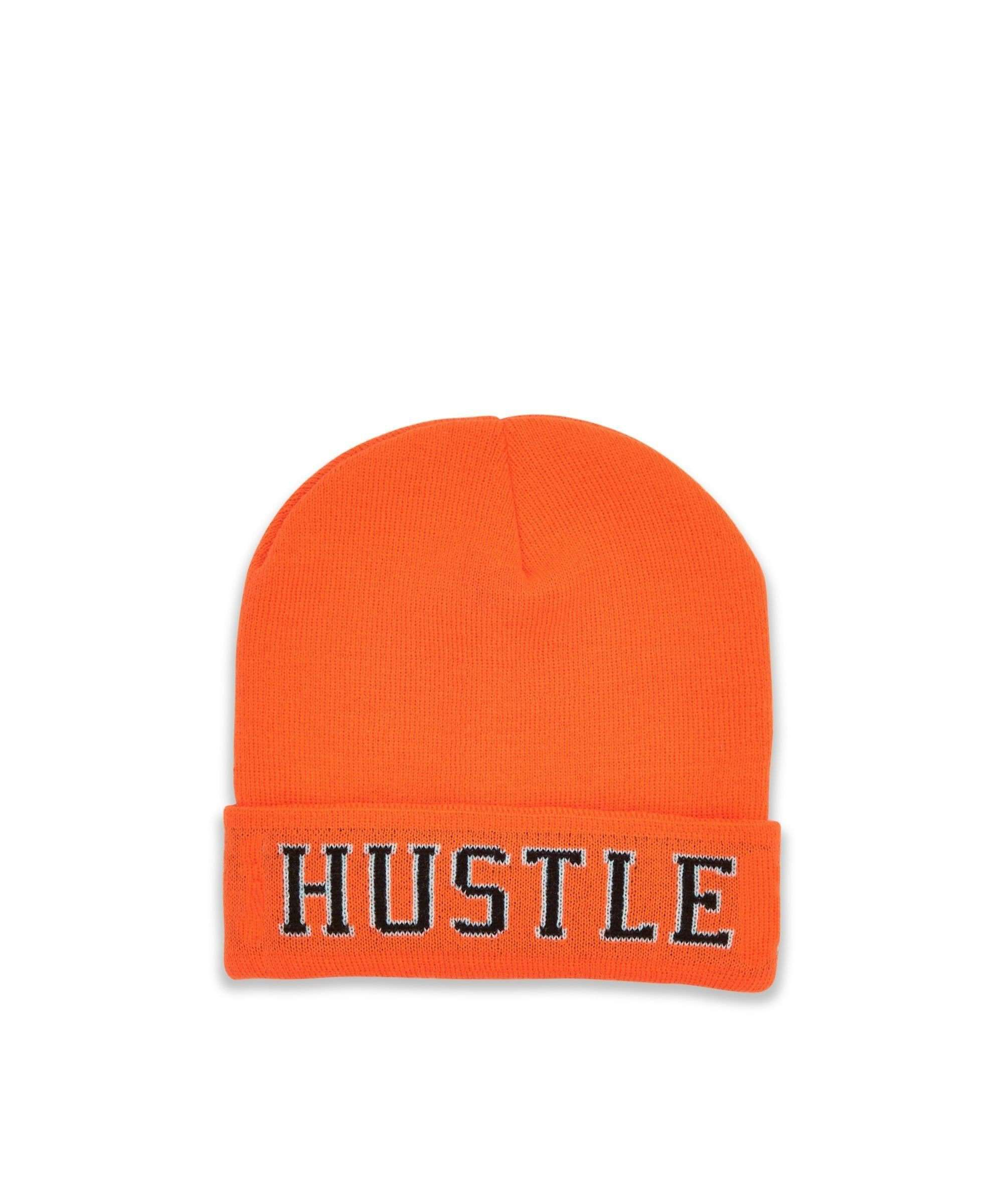 HUSTLE BEANIE Reason Clothing