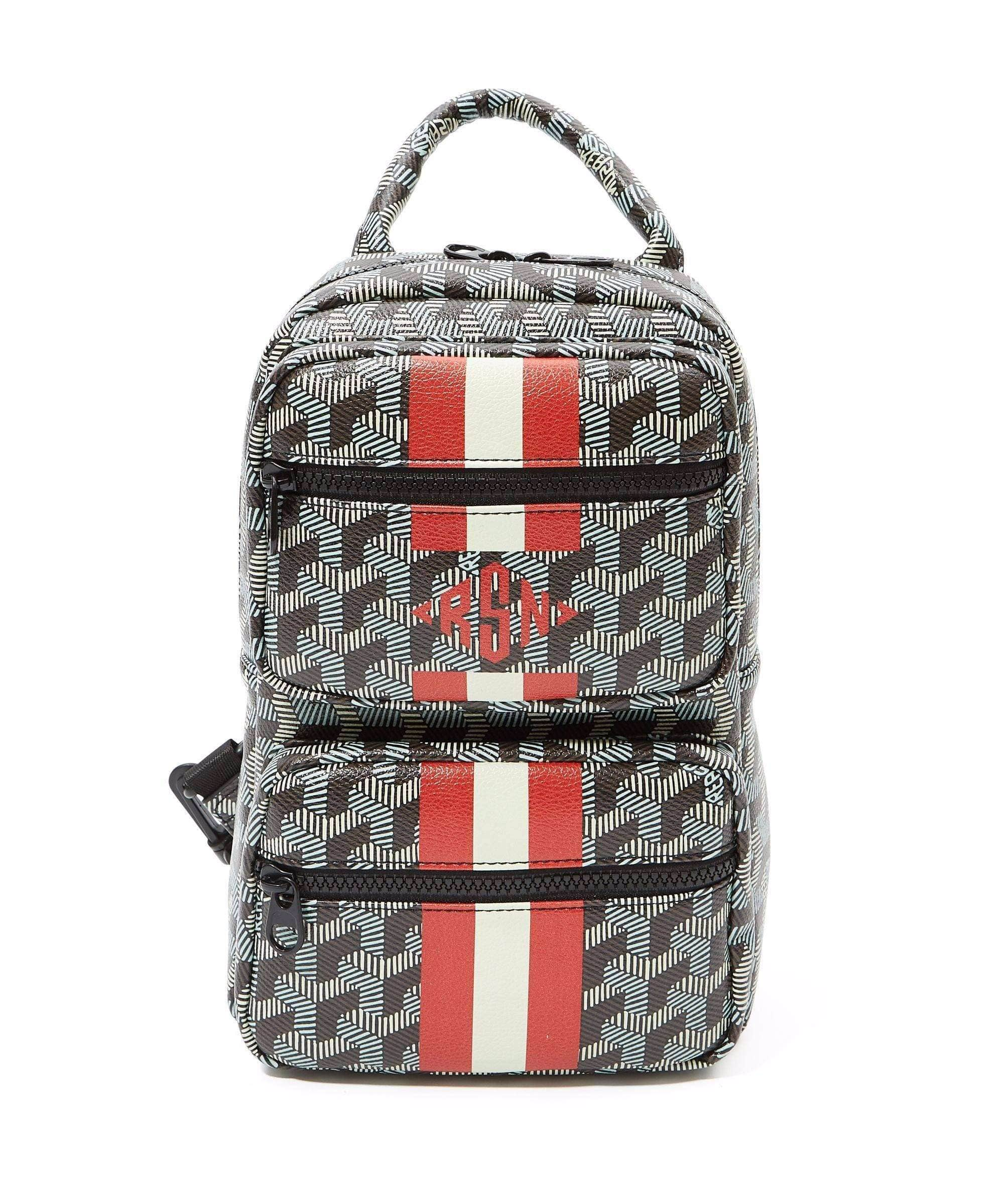 STRIPE SLING BAG Reason Clothing
