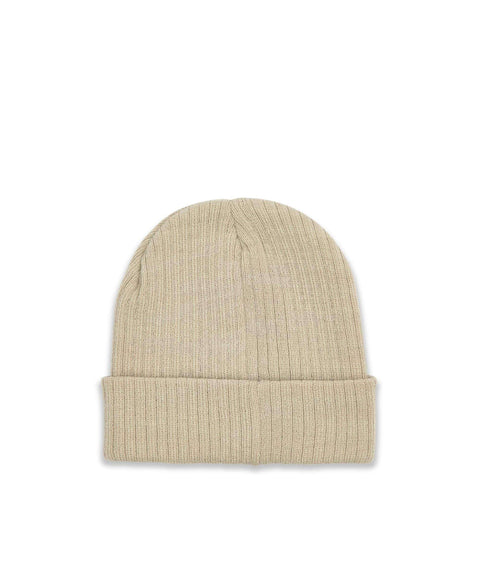 TONAL CORE BEANIE - BEIGE Reason Clothing