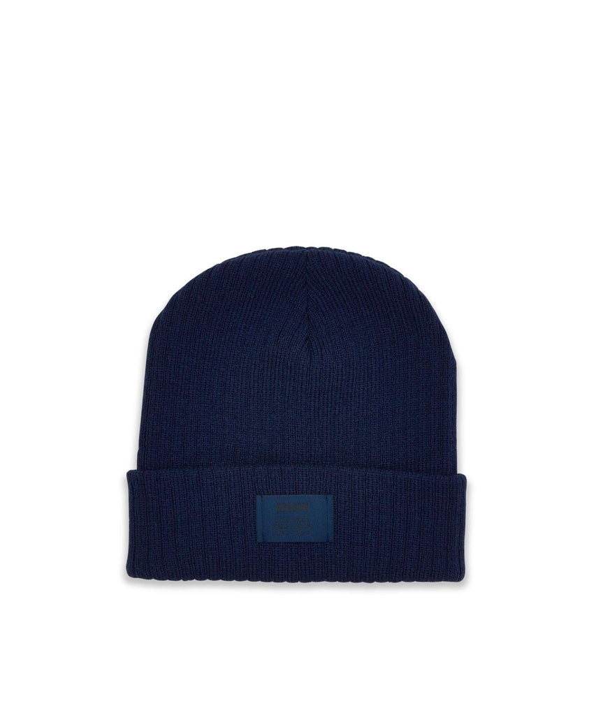 TONAL CORE BEANIE - NAVY Reason Clothing