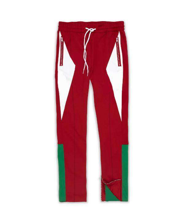 REAPER TRACK PANT V2 - RED Reason Clothing