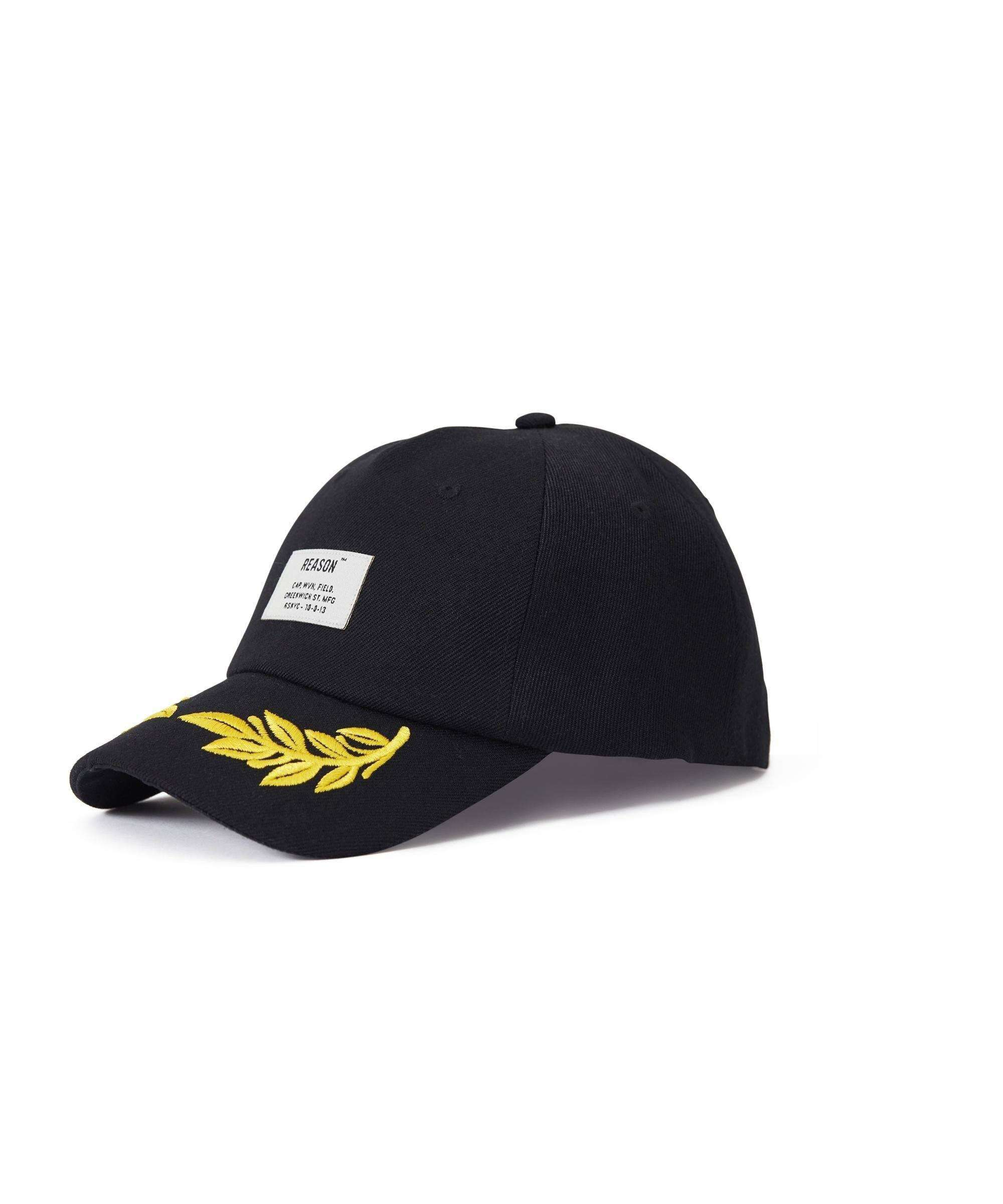 CAPTAINS HAT - Reason Clothing
