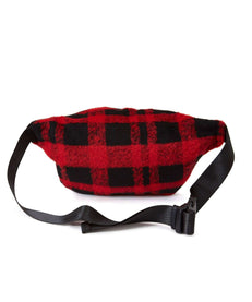 PLAID BELT BAG Reason Clothing