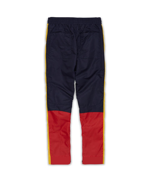 TAKE OVER TRACK PANTS - NAVY
