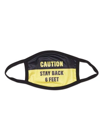 CAUTION MASK