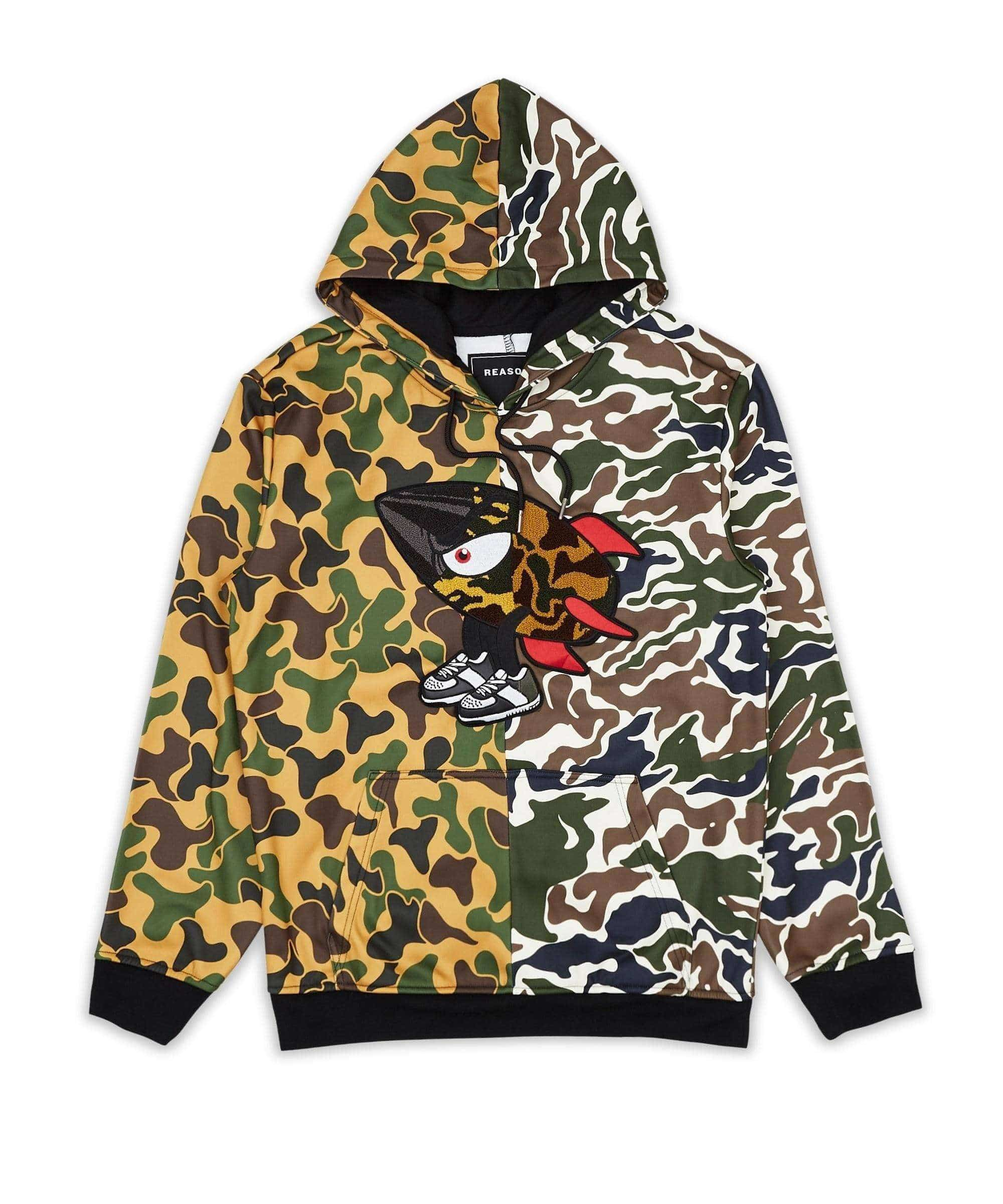 ROCKET HOODY Reason Clothing