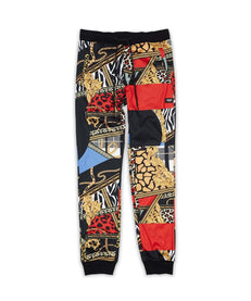 CROSS CUT SWEATPANTS Reason Clothing