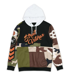 STREET VETERAN HOODIE Reason Clothing