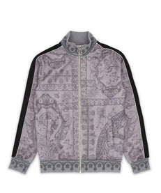CORINTHIAN TRACK JACKET - GREY Reason Clothing