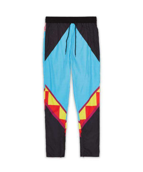 NEO ABSTRACT TRACK PANTS