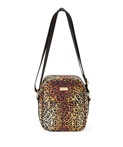 CHEETAH PRINT CROSSBODY BAG - Reason Clothing