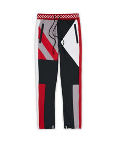 COURTSIDE TRACK PANT - RED Reason Clothing