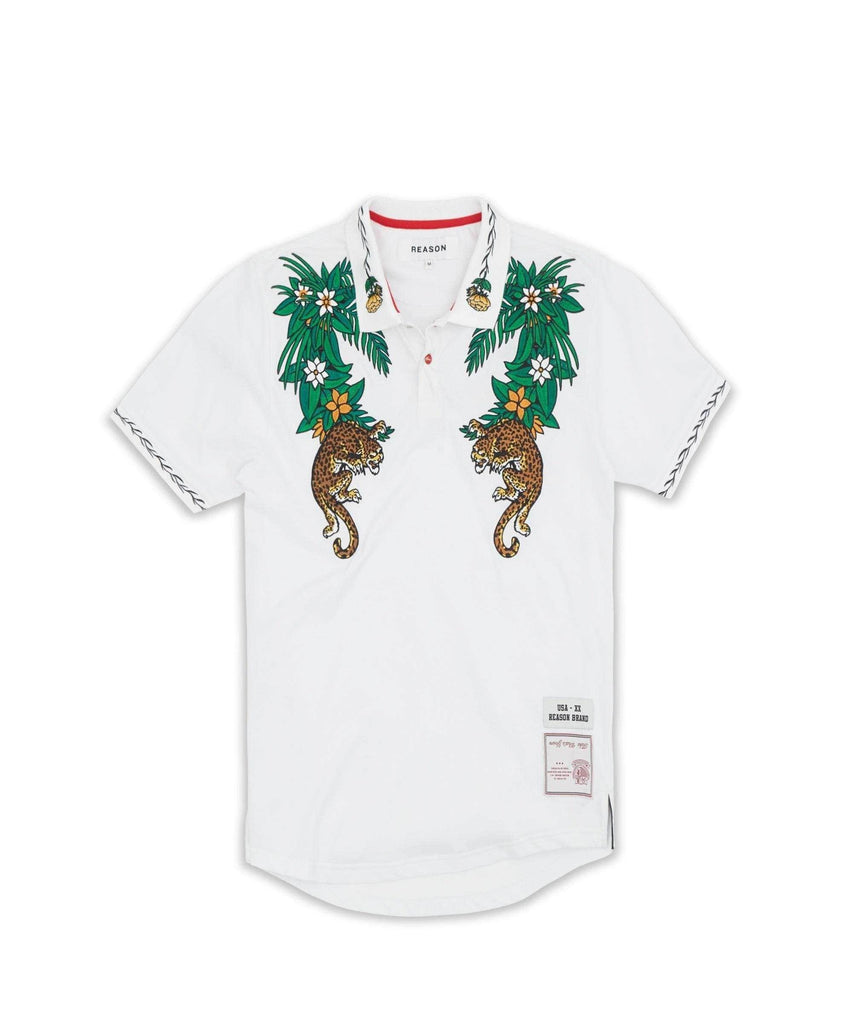 BORNEO POLO - Reason Clothing