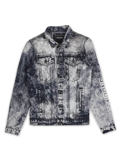 ROSE DENIM JACKET Reason Clothing