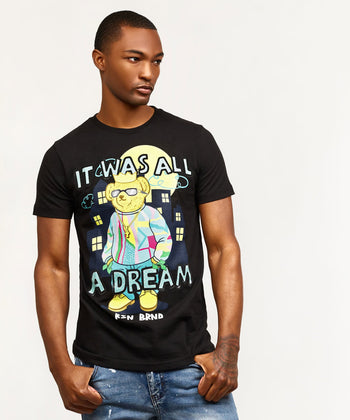 IT WAS ALL A DREAM TEE