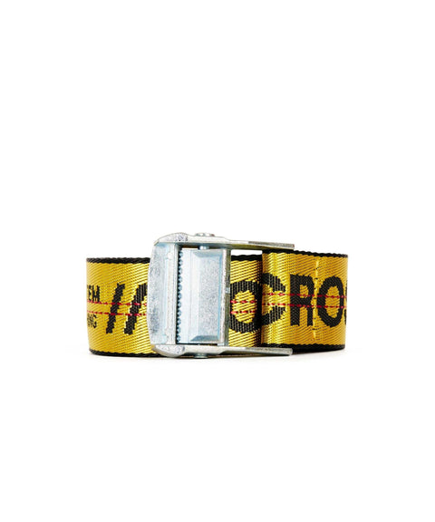 DO NOT CROSS BELT-YELLOW - Reason Clothing