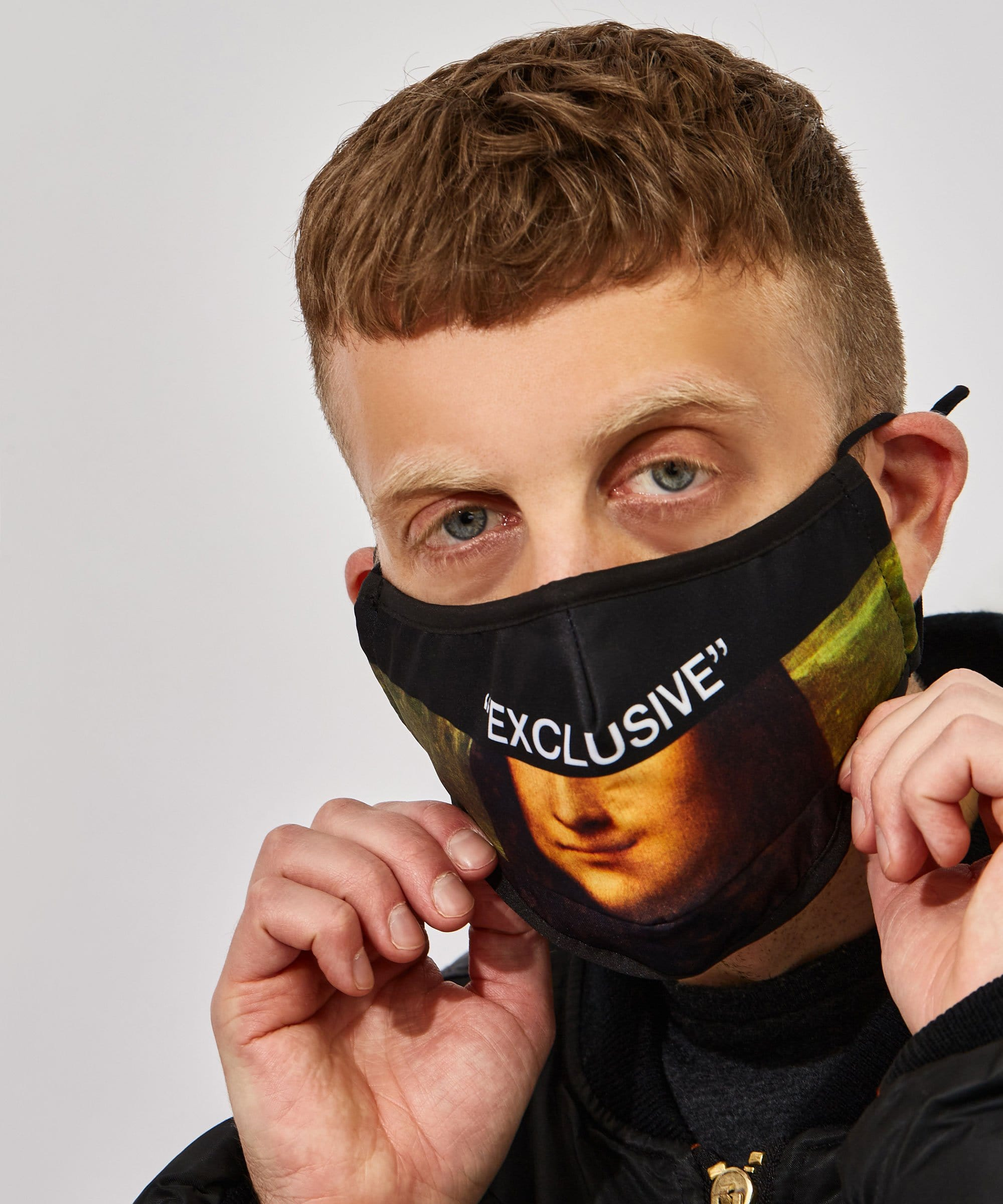 EXCLUSIVE FACE MASK