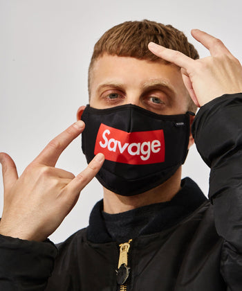 SAVAGE FACE MASK