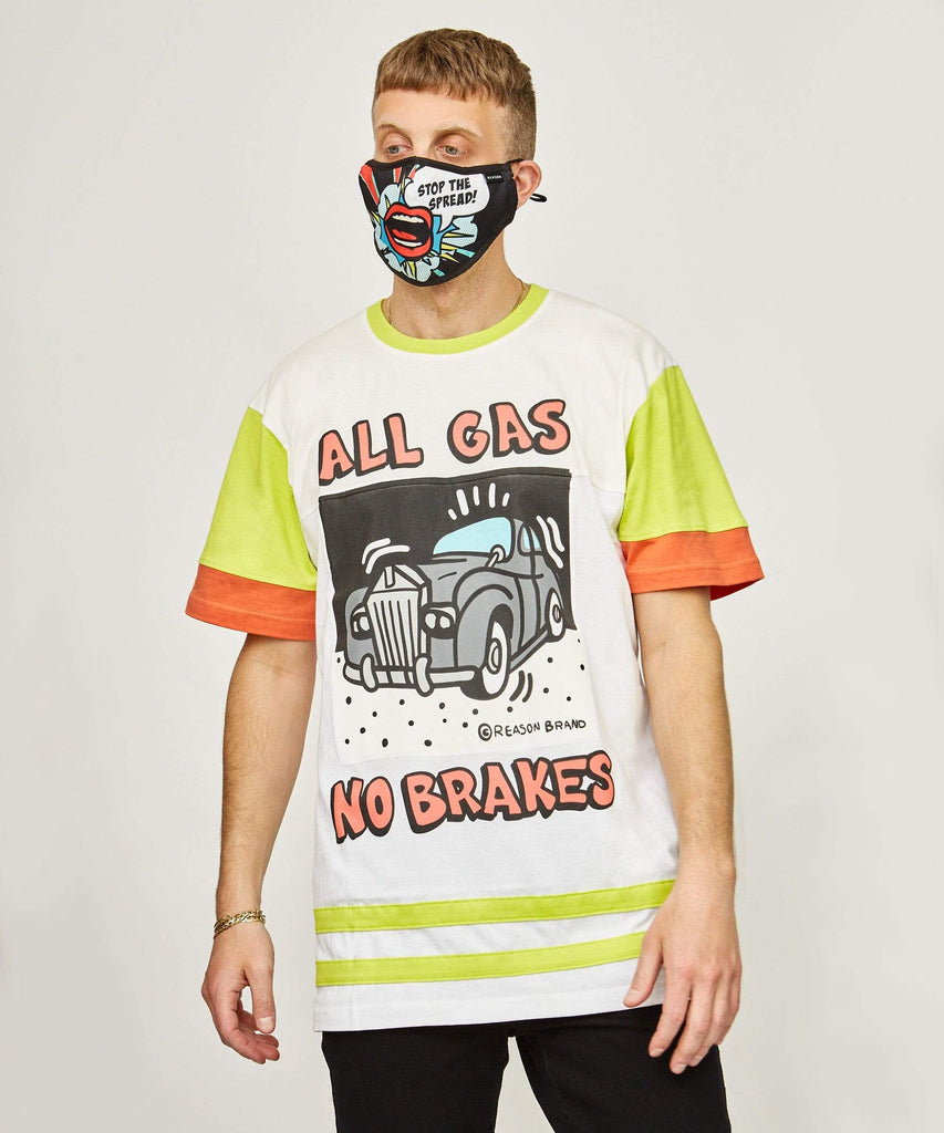 ALL GAS TEE