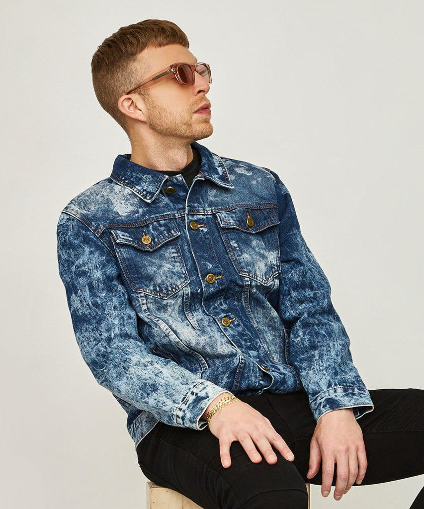 WRIGHT DENIM JACKET