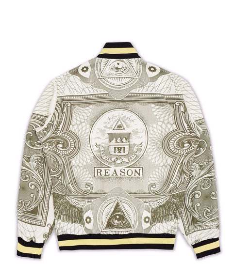 CURRENCY TRACK JACKET - Reason Clothing