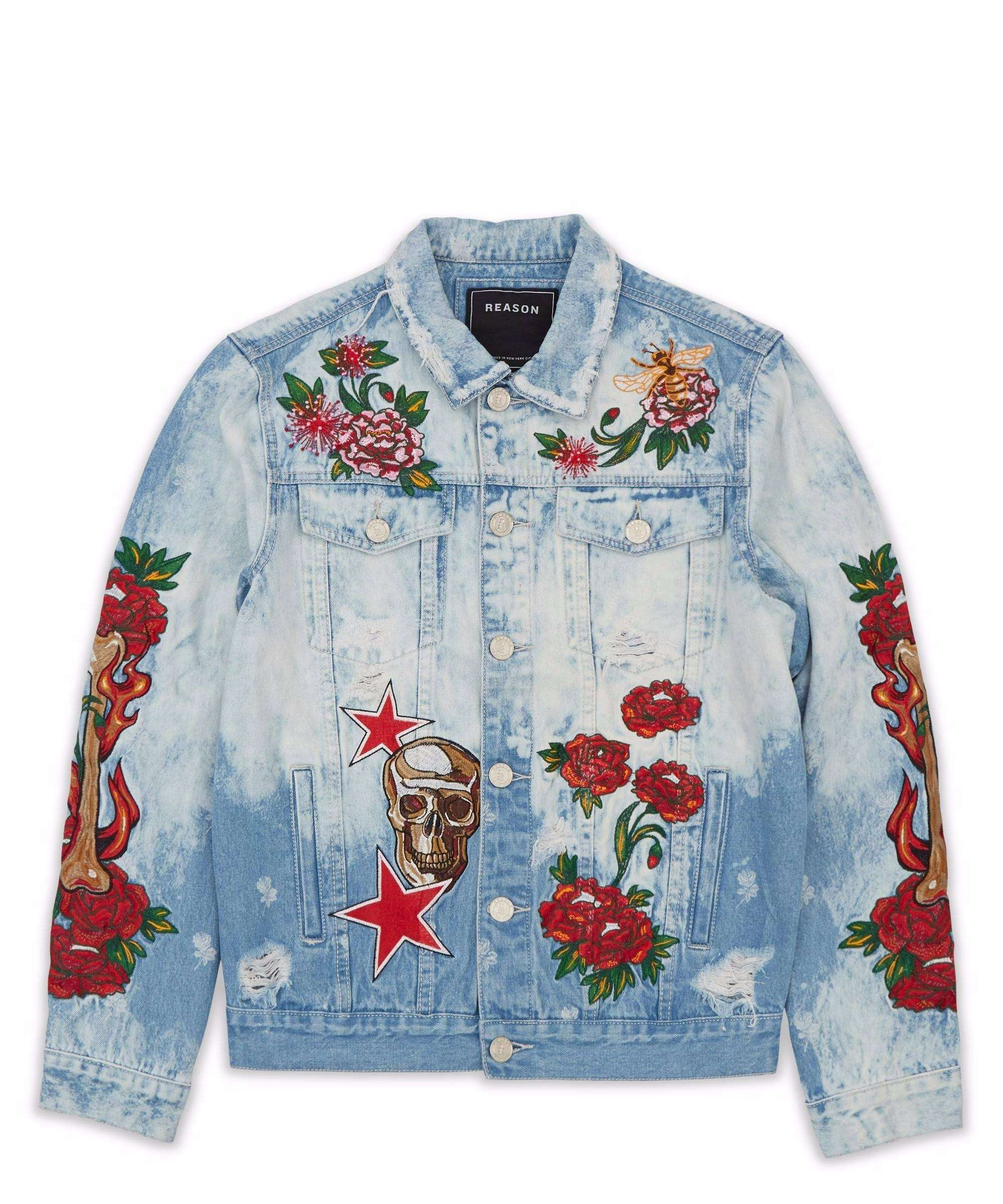 VINTAGE REVIVAL DENIM JACKET