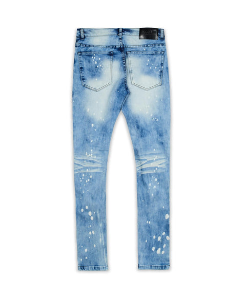 INWOOD DESTROYED DENIM