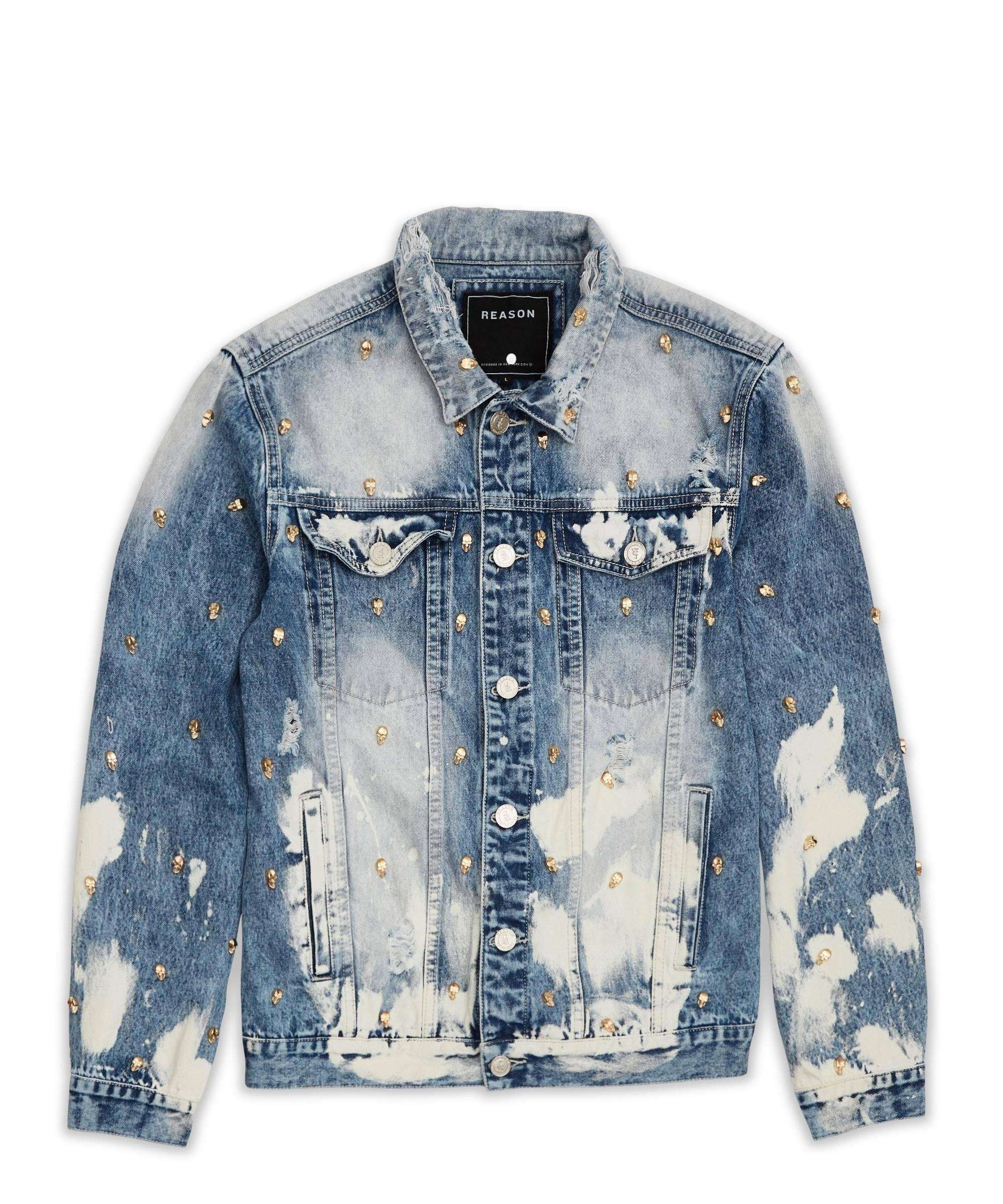 LANCASTER DENIM JACKET Reason Clothing