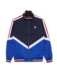 PARALLAX TRACK JACKET - BLUE Reason Clothing