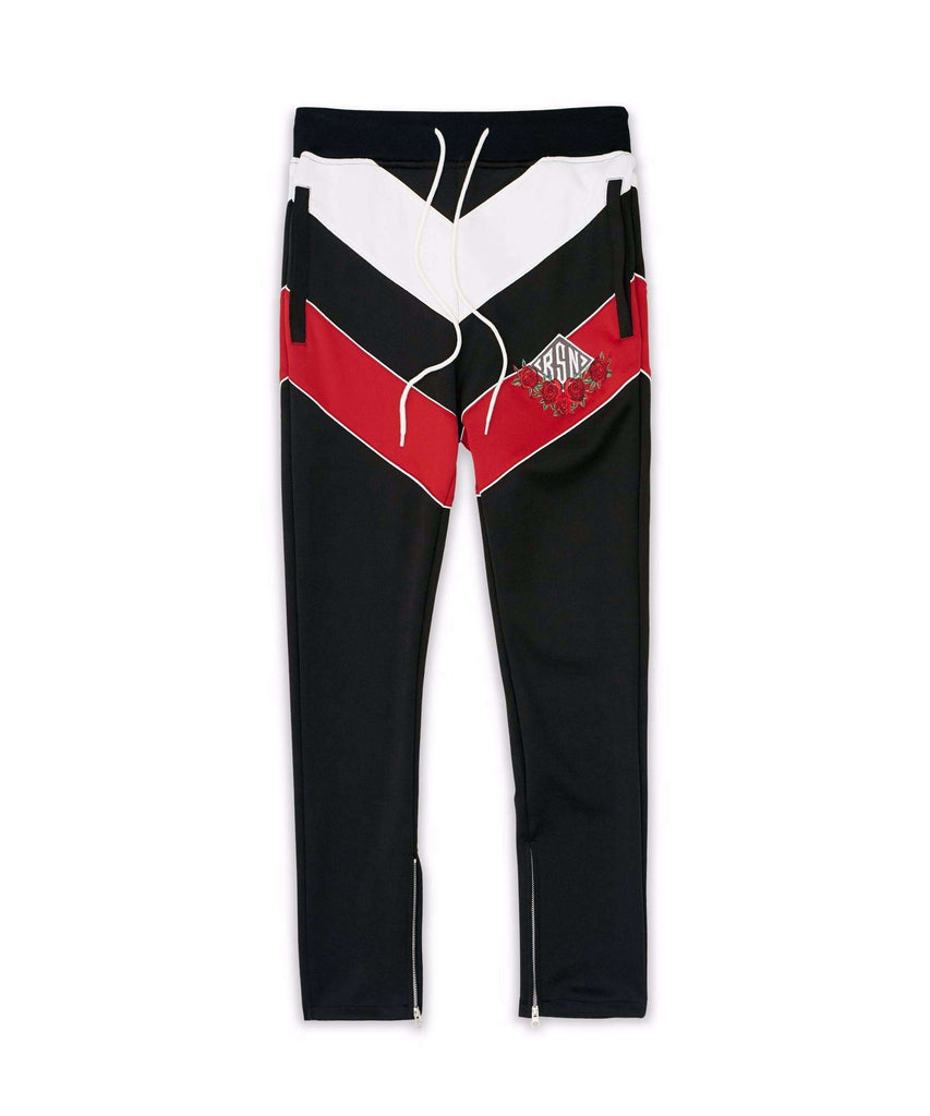 CHEVRON PANEL TRACK PANT - Reason Clothing