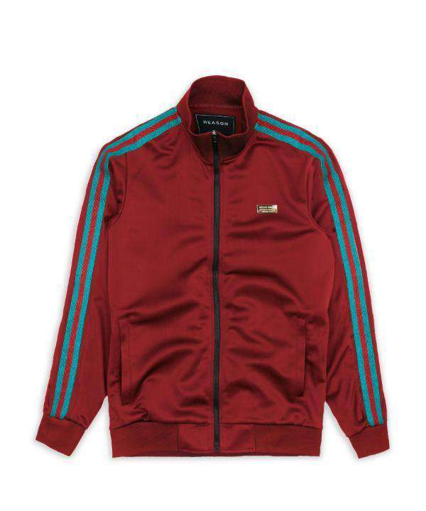 MULBERRY TRACK JACKET Reason Clothing