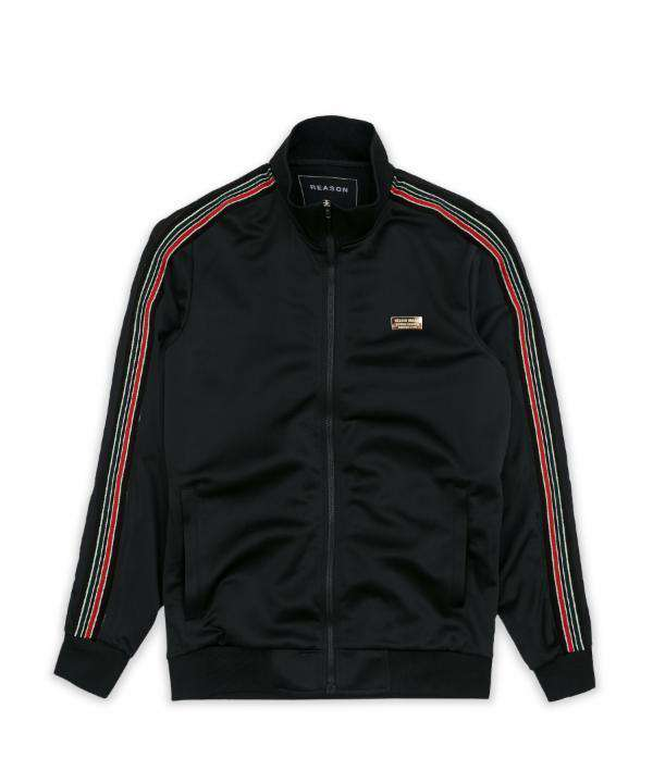 WINDSOR TRACK JACKET