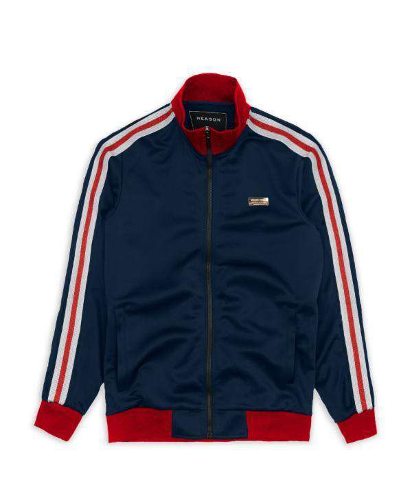 LUDLOW TRACK JACKET Reason Clothing