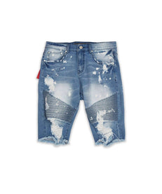 CRAWFORD DENIM SHORT Reason Clothing