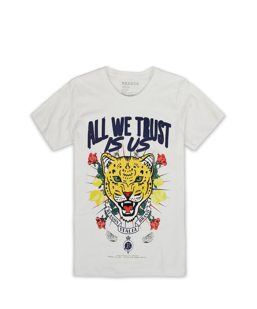 ALL WE TRUST IS US TEE