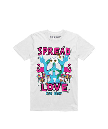 SPREAD LOVE TEE (KIDS)