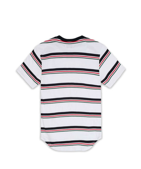 SERPENTS STRIPE TEE - Reason Clothing