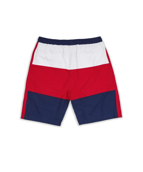 RETRO STRIPE SHORTS - Reason Clothing