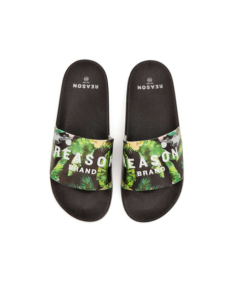 BOTANICAL SLIDES - Reason Clothing
