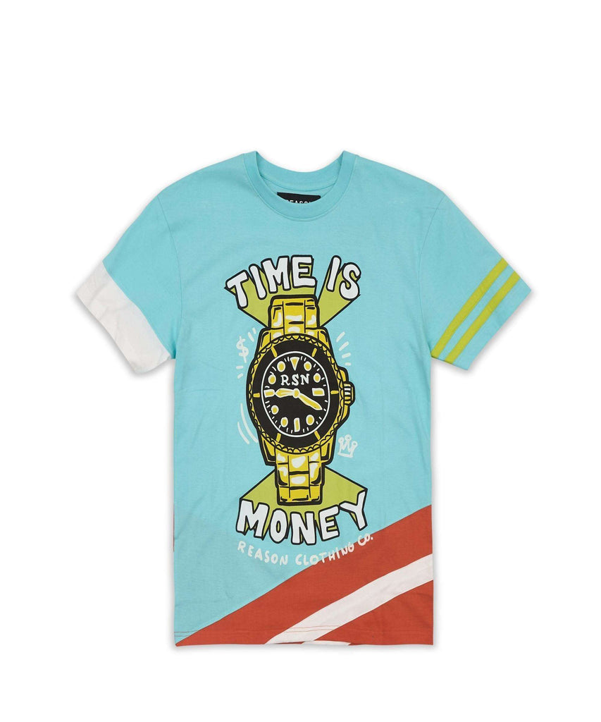 TIME IS MONEY TEE Reason Clothing