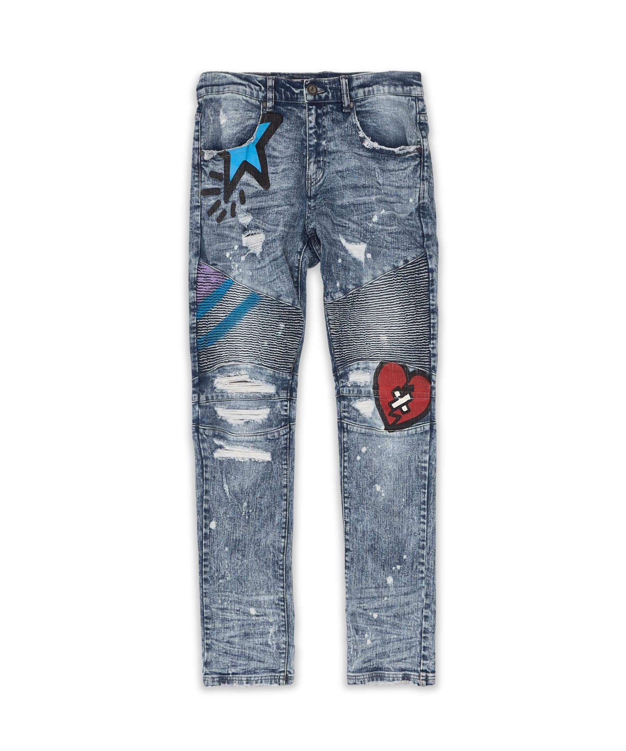 ALICE DENIM JEANS Reason Clothing