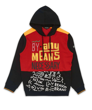 BY ANY MEANS HOODIE Reason Clothing