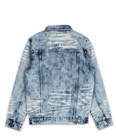 VINTAGE BEACH DENIM JACKET Reason Clothing