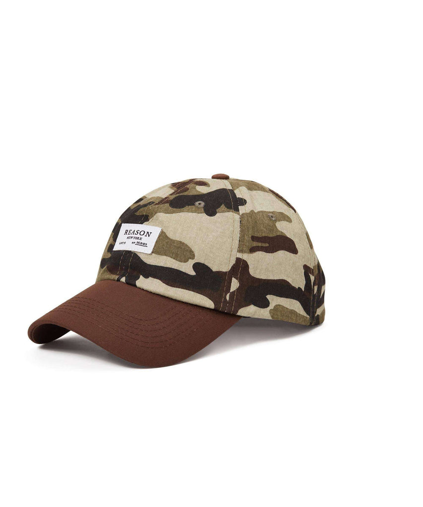 DUSTED CAMO CAP - Reason Clothing