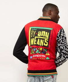 BY ANY MEANS TRACK JACKET Reason Clothing